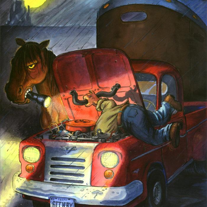 Horse Truck-20
